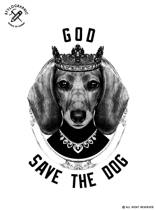 GOD SAVE THE DOG
