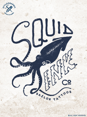 Squid ink