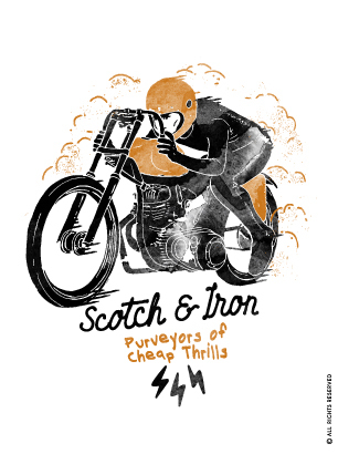 Scotch & Iron
