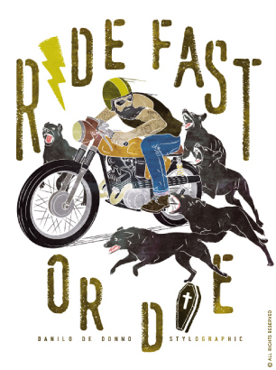 ride fast